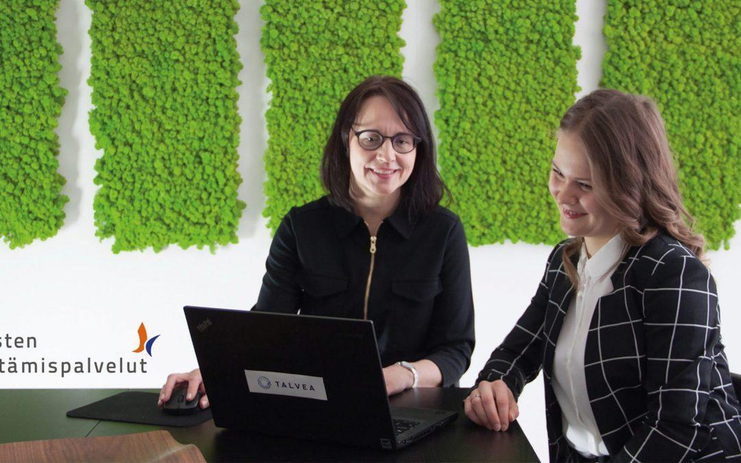 TALVEA on ELY-keskuksen Yritysten kehittämispalveluiden palveluntuottaja