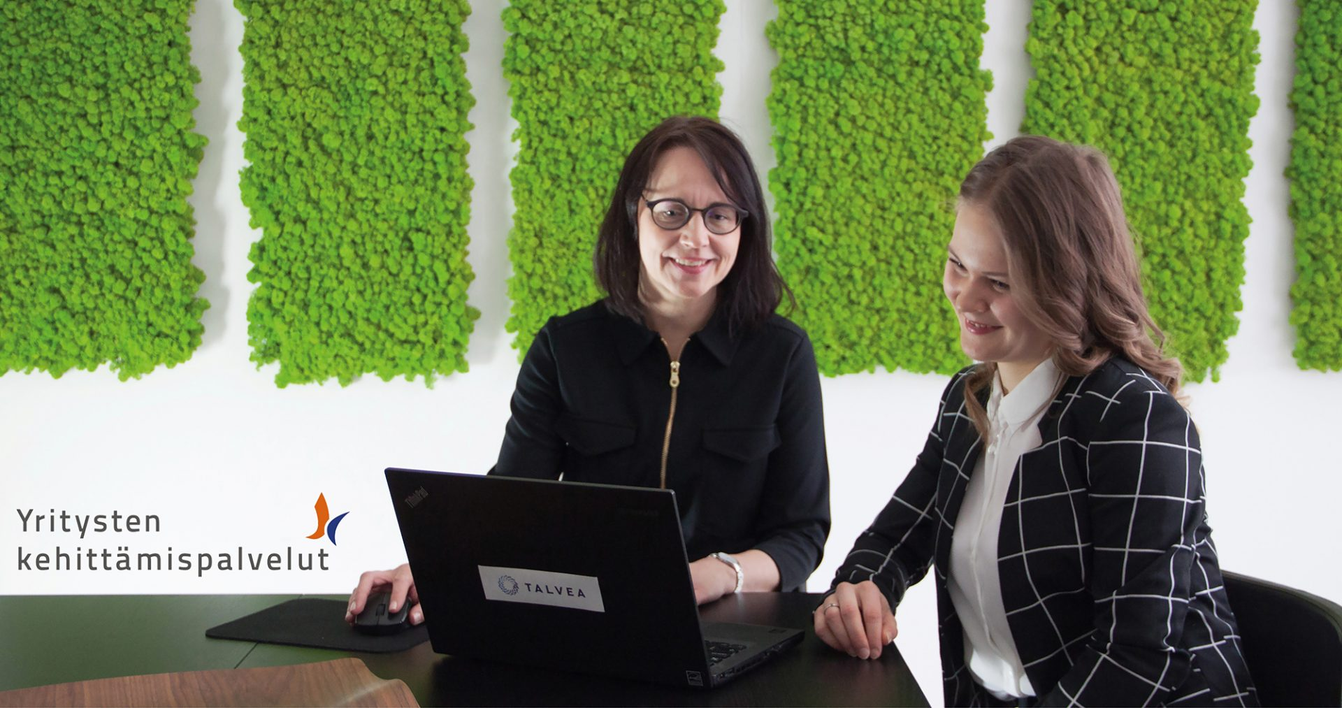 Yritysten kehittämispalvelut TALVEA Anne ja Annika