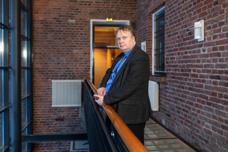 Ammattitarkastaja Jukka Malkki
